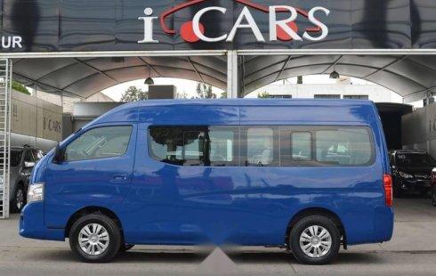 Nissan Urvan NV350 2020 precio en México