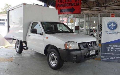 Nissan NP300 2014 usado en Coyoacán