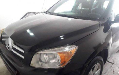 Quiero vender inmediatamente mi auto Toyota RAV4 2007