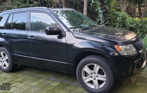 Suzuki Grand Vitara 2007 Negro