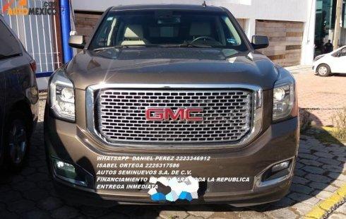 Equipada GMC Yukon 4X4 2016 Puebla