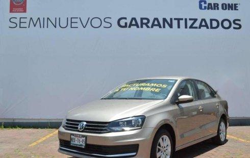 Tengo que vender mi querido Volkswagen Vento 2018