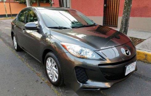 Mazda 3 2012 barato en Tlalpan