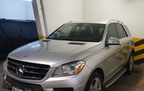 Quiero vender inmediatamente mi auto Mercedes-Benz ML 350 2012