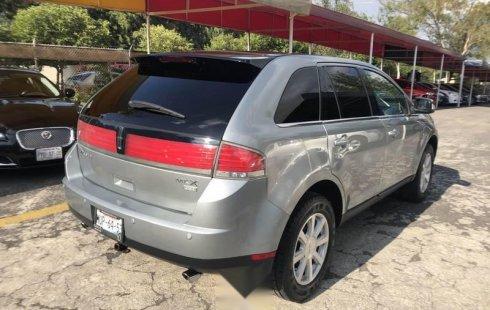 Se pone en venta un Lincoln MKX
