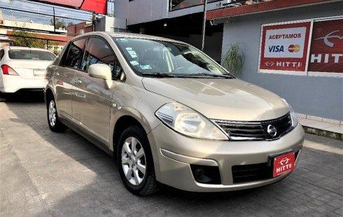 Un Nissan Tiida 2011 impecable te está esperando