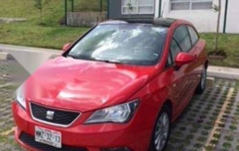 Quiero vender inmediatamente mi auto Seat Ibiza 2013