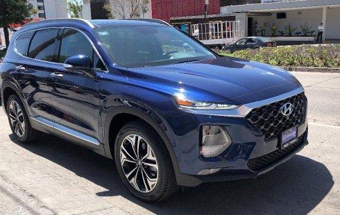 Vendo un carro Hyundai Santa Fe 2019 excelente, llámama para verlo