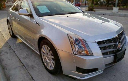Precio de Cadillac CTS 2011