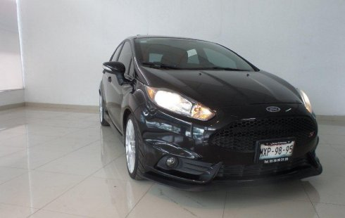 Vendo un Ford Fiesta