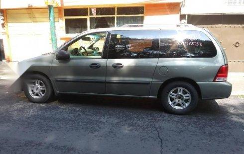 Un excelente Ford Freestar 2006 está en la venta