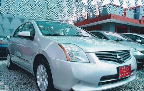 Se vende un Nissan Sentra 2010 por cuestiones económicas