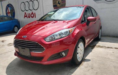 En venta un Ford Fiesta 2016 Manual en excelente condición