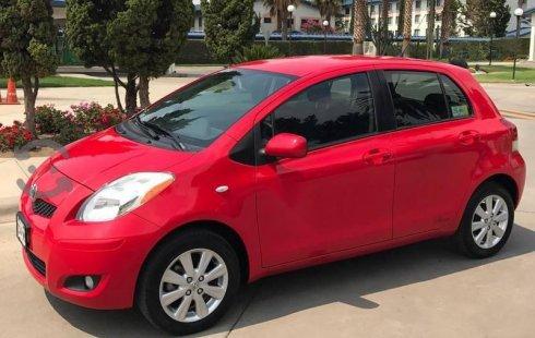 Auto usado Toyota Yaris 2009 a un precio increíblemente barato