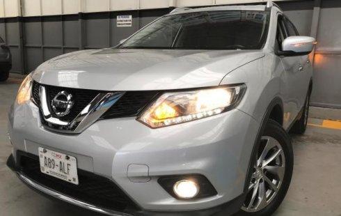 Se vende urgemente Nissan X-Trail 2017 Automático en México State