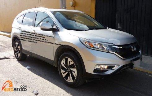 Equipada CR-V 2016 Puebla