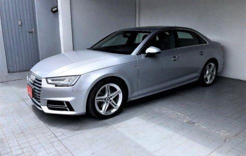 Quiero vender cuanto antes posible un Audi A4 2018