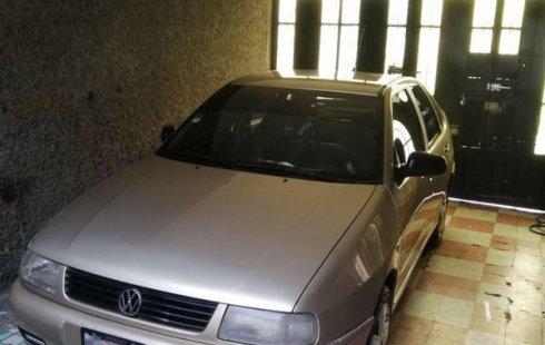 Urge!! Vendo excelente Volkswagen Derby 2004 Manual en en Iztacalco