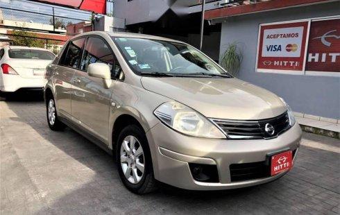 Nissan Tiida 2011 usado en Zapopan