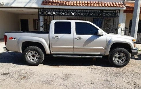Un Chevrolet Colorado 2008 impecable te está esperando