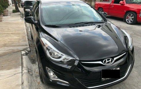 En venta un Hyundai Elantra 2015 Automático muy bien cuidado