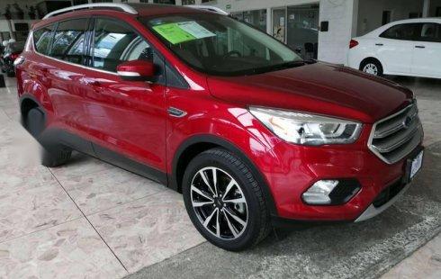 Urge!! Vendo excelente Ford Escape 2017 Automático en en Gustavo A. Madero