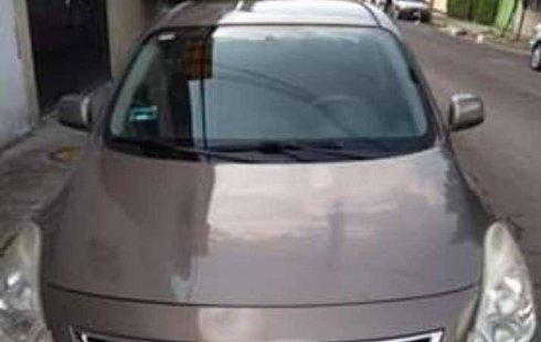 Nissan Versa 2012 barato