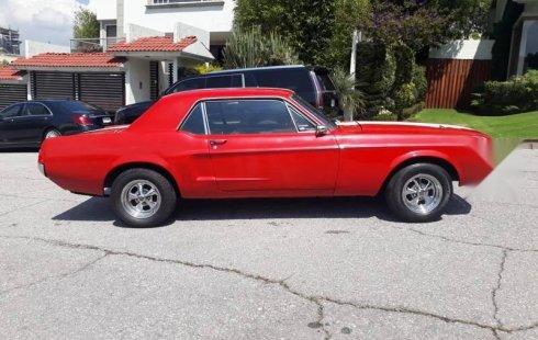 Quiero vender inmediatamente mi auto Ford Mustang 1968