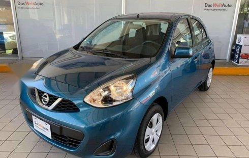 Nissan March 2016 barato