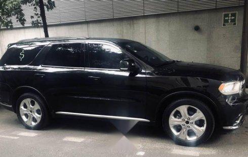 Un Dodge Durango 2015 impecable te está esperando