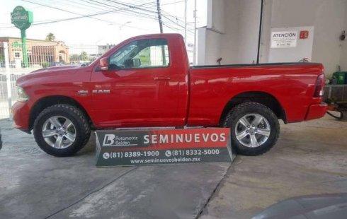 RAM R/T impecable en Monterrey más barato imposible