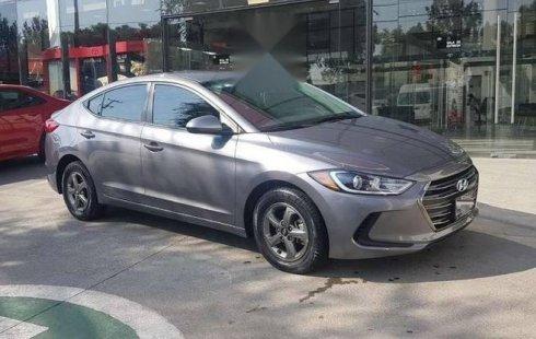Hyundai Elantra precio muy asequible