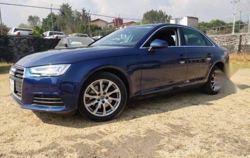 En venta un Audi A4 2017 Automático muy bien cuidado