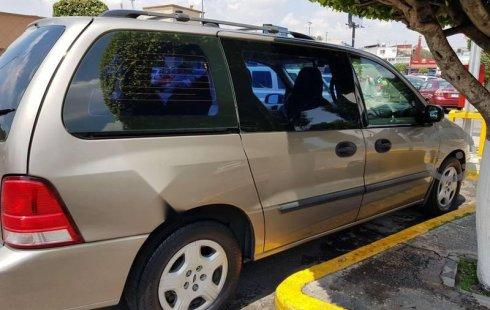 Ford Freestar 2005 barato en Álvaro Obregón