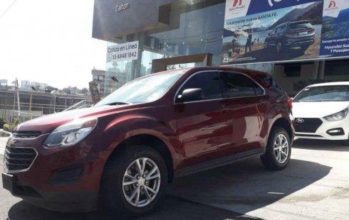 Chevrolet Equinox 2017 barato