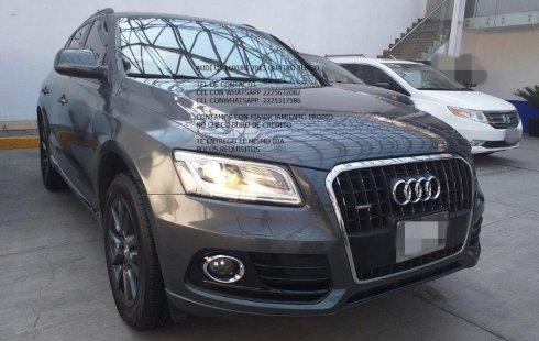 Urge!! Un excelente Audi Q5 2013 Automático vendido a un precio increíblemente barato en Amozoc