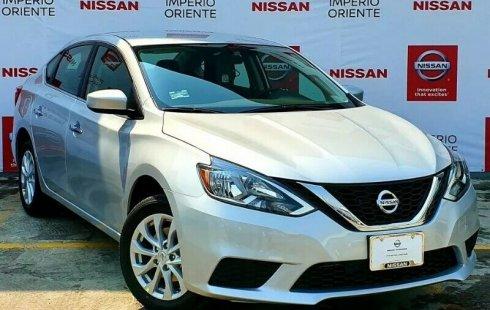 Nissan Sentra 2019 barato en Hidalgo