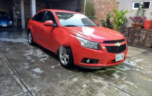 Se vende urgemente Chevrolet Cruze 2010 Manual en Tláhuac