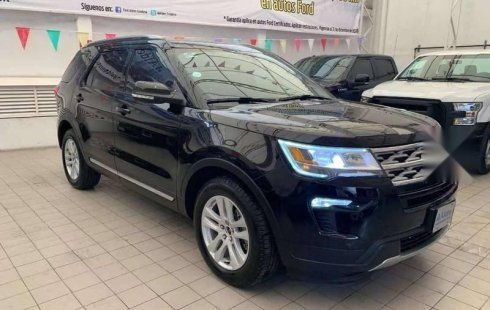Urge!! Un excelente Ford Explorer 2018 Automático vendido a un precio increíblemente barato en Benito Juárez