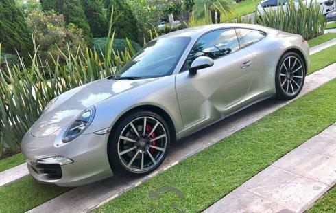 Quiero vender inmediatamente mi auto Porsche 911 2013 muy bien cuidado