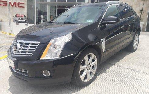 Se pone en venta un Cadillac SRX