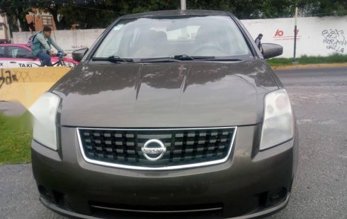 Nissan Sentra impecable en Álvaro Obregón más barato imposible