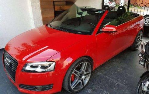 Vendo un carro Audi A3 2012 excelente, llámama para verlo