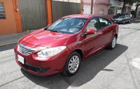 Renault Fluence impecable en Iztacalco