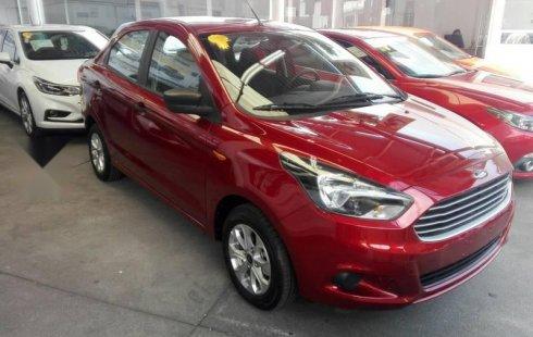 Ford Figo 2018 usado