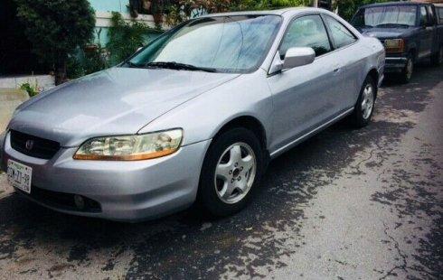 Quiero vender inmediatamente mi auto Honda Accord 1999
