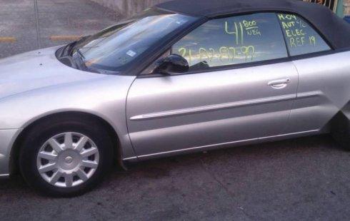 Se vende un Chrysler Sebring de segunda mano