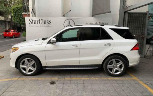 Quiero vender cuanto antes posible un Mercedes-Benz Clase M 2015