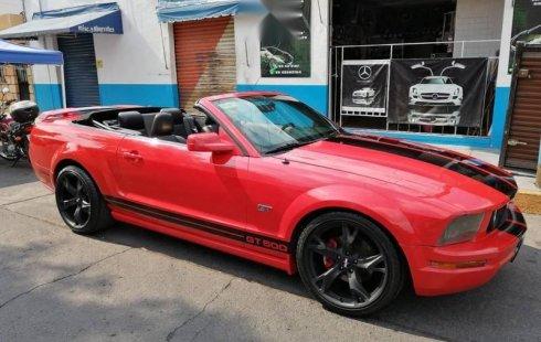 No te pierdas un excelente Ford Mustang 2006 Automático en Azcapotzalco