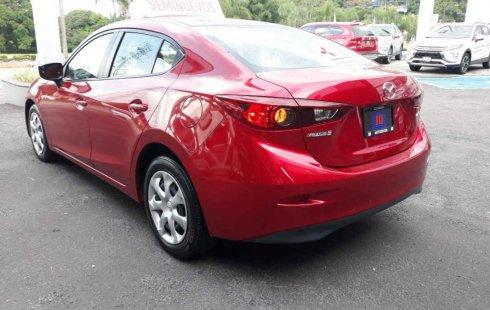 Quiero vender inmediatamente mi auto Mazda 3 2016 muy bien cuidado